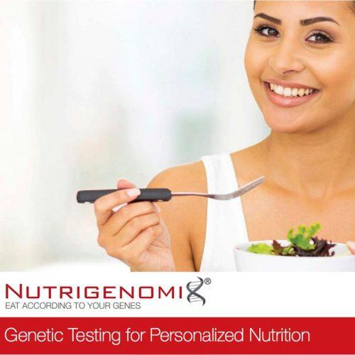 Nutrigenomix genetic test | Nutrition Assessment Clinic