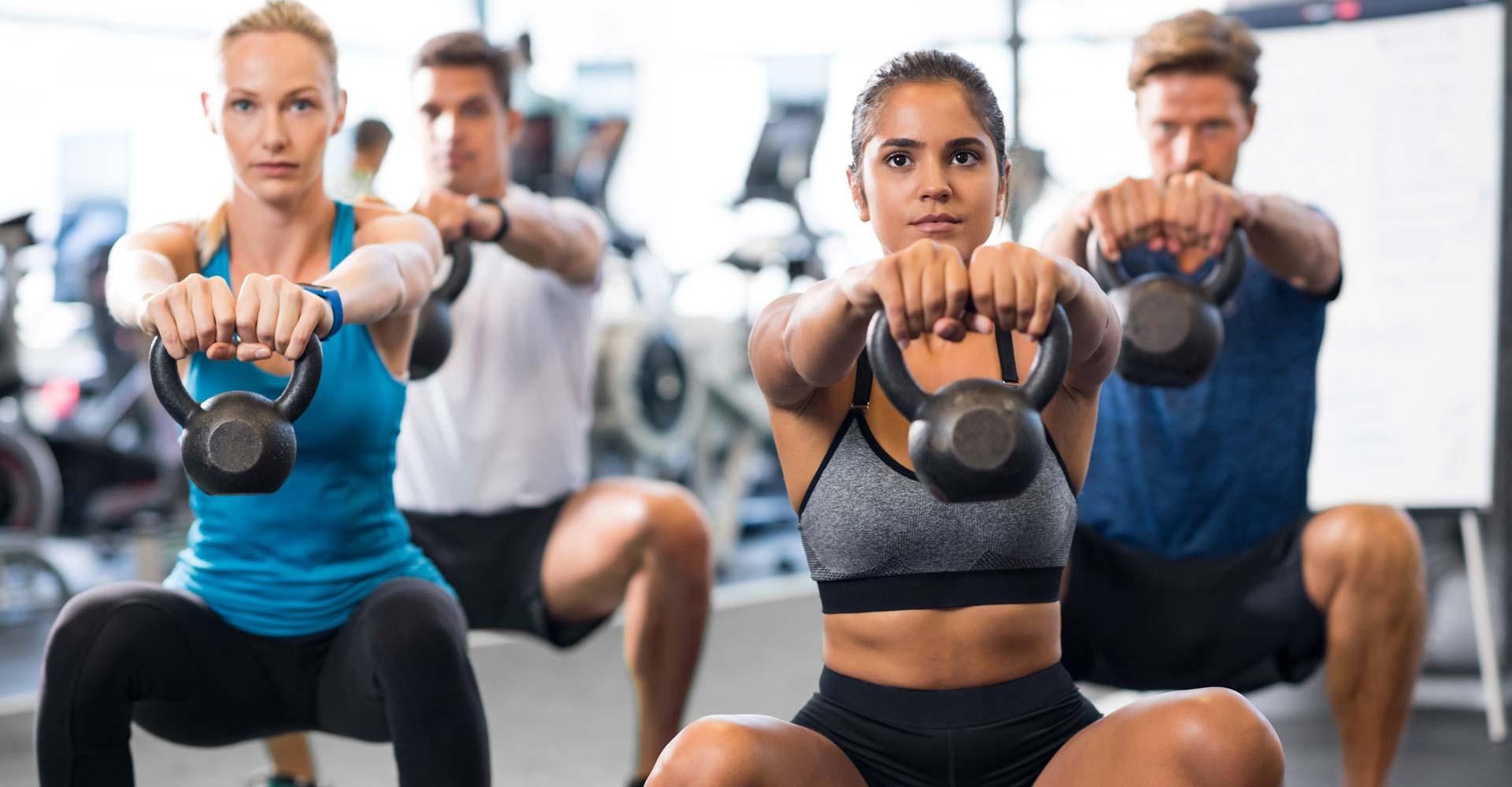 Kettle bell workout | Nutrition Assessment Clinic