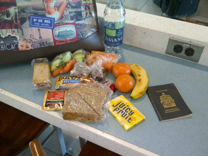 Vacation emergency healthy snacks   Nutrition Assessment Clinic